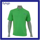 Qualitäts-hohe Form-kundenspezifisches Mann-Polo-T-Shirt