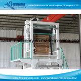 Máquina automática de film soplado HDPE LDPE LLDPE
