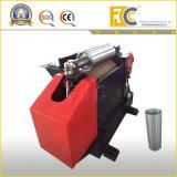Máquina do rolamento e de dobra da placa de aço