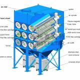 Sistema del collettore di polveri dell'aria della centrale elettrica di Forst