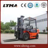 Neuer Art-Gabelstapler 3 Tonne 2.5 Tonnen-Dieselgabelstapler-Preis