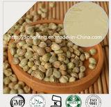 Poudre nutritive de protéine de chanvre de graines de poudre organique chinoise d'extrait