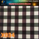 신속한 상품, 폴리에스테 깅엄 검사, 선택할 것이다 당신을%s 10의 색깔 (X031-34)