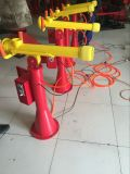 砲弾の空気発破工の柔らかい泡の球の空気射撃銃のゲーム
