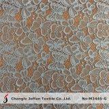 Fashion Butterfly dentelle de coton tissu (M3445-G)