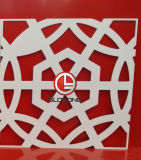 Venta caliente Globond Panel de aluminio perforado