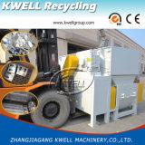 Zwei in einem einzelnen Reißwolf und in Zerkleinerungsmaschine/in Granulierer für Rohr-Zylinder