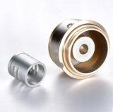 El CNC de calidad superior directo del OEM de la fábrica dado vuelta parte ISO 9001 certificada