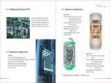 Лифт замечания Mrl стеклянный Sightseeing для торгового центра
