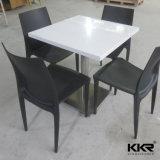 의자를 가진 상업적인 주문을 받아서 만들어진 크기 현대 식탁