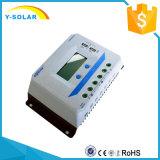 Regulador solar de Epsolar 45A 12V/24V LCD con USB dual Vs4524au