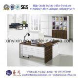 贅沢なPUの革執行部の机の現代オフィス用家具(L3601#)