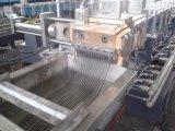 Grânulo plásticos que cortam o preço da máquina