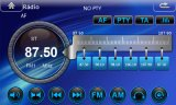 Hyundai IX45 2013 2014년과 Bt SWC DVD GPS 라디오를 가진 산타페이 2013년을%s 2 DIN 차 GPS 차 항해 체계