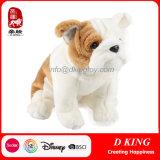 昇進ギフトによって詰められる柔らかいカスタム犬動物のプラシ天のおもちゃ
