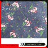 9 унций печатных цветов джинсовой ткани для леди Hotsale одежды