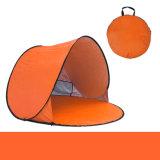 Qualitäts-im Freienarbeitsweg-Strand-Familien-kampierendes Zelt