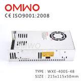 Bloc d'alimentation de commutation de Wxe-400W-48 400W 48V