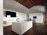 Het moderne Meubilair van de Keuken van de Europese Keukenkast van de Stijl
