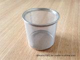 熱い販売の新しいこし器のColanderの茶Infuserのステンレス鋼の細かい網の茶フィルター