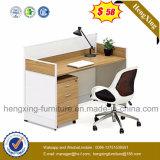 Poste de travail simple de bureau d'ordinateur de bureau de cerise bon marché de Tableau (HX-6M202)