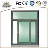Fenêtre coulissante en aluminium à faible coût à vendre
