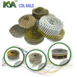 Hi-Load Smooth Coil Nails for Auto Nails Machine