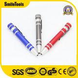 1スクリュードライバーの一定のペンの形マルチビット精密ツールのポータブル10