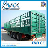 Wellen-Zaun-halb Schlussteil des Ladung-Transport-3 für HOWO Traktor-LKW nach Äthiopien