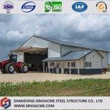 Estrutura de aço leve Sinoacme a construção do prédio