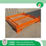 Rack de empilhamento de metal para o depósito de armazenagem com homologação CE