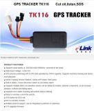 GPS suivant le traqueur de moto de dispositif avec l'engine mobile de coupure de PC d'application (TK116)