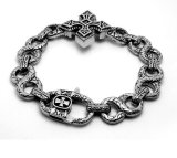 Cross Design Classic Design Hombres Punk & Rock Cuban Bracelets Body Jewelry