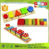 L'enseignement de l'éducation préscolaire sida Bébé en bois jouet d'apprentissage pour le commerce de gros