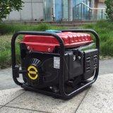 Gasolina barato portable silenciosa certificada Ce 12V del generador de la C.C. de los generadores del alambre de cobre del hogar del bisonte (China) BS950b 650W mini
