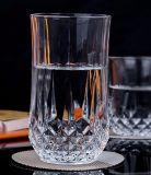 Taza de cerveza clásica del whisky del diamante / copa de vino / taza mayor
