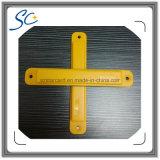 資産管理のための受動の印刷されたUHF RFIDの反金属の札