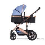 Carro 3 del asiento de coche de bebé en 1 cochecito de bebé de múltiples funciones