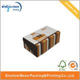 Het golf Vakje van de Verpakking van het Document voor Schoenen met Kleurendruk (QY150083)