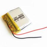 3.7V 300mAh Litio Polímero Lipo pilas recargables para MP3 Pad DVD E-libro Auricular Bluetooth 502823