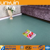 Cubiertas para suelos de PVC, PVC vinilo Suelo del azulejo, piedra a grano