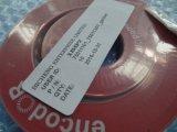 Монтажная плата PCB 4 слоя обе стороны OSP с красным Soldermask