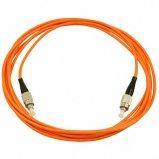 Sc/LC/St/FC cavo di zona ottico fibra su un lato/duplex di Sm/mm