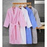 Hôtel promotionnelle/Home Pajama peignoir en velours de coton,, vêtements de nuit