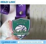 金属のクラフトのスポーツメダルカスタム円形浮彫りのゲーム賞の昇進のギフト
