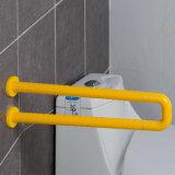 De anti-blokkeert en Antibacteriële Staven van de Greep van de Badkamers van het Toilet U-vormige voor Bejaarden