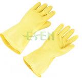De in het groot Dishwashing van de Handschoenen van de Was RubberHandschoenen van de Wasserij