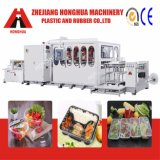 Máquina de Thermoforming das caixas plásticas para o material dos PP (HSC-750850)
