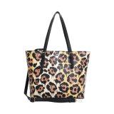 Leopard Imprimir Estilo elegante mulheres Tote Bag (MBNO042052)