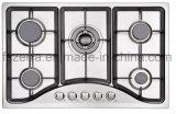 Elettrodomestico di Cooktop del gas caldo di vendita del fornitore di Alibaba del bruciatore di Sabaf